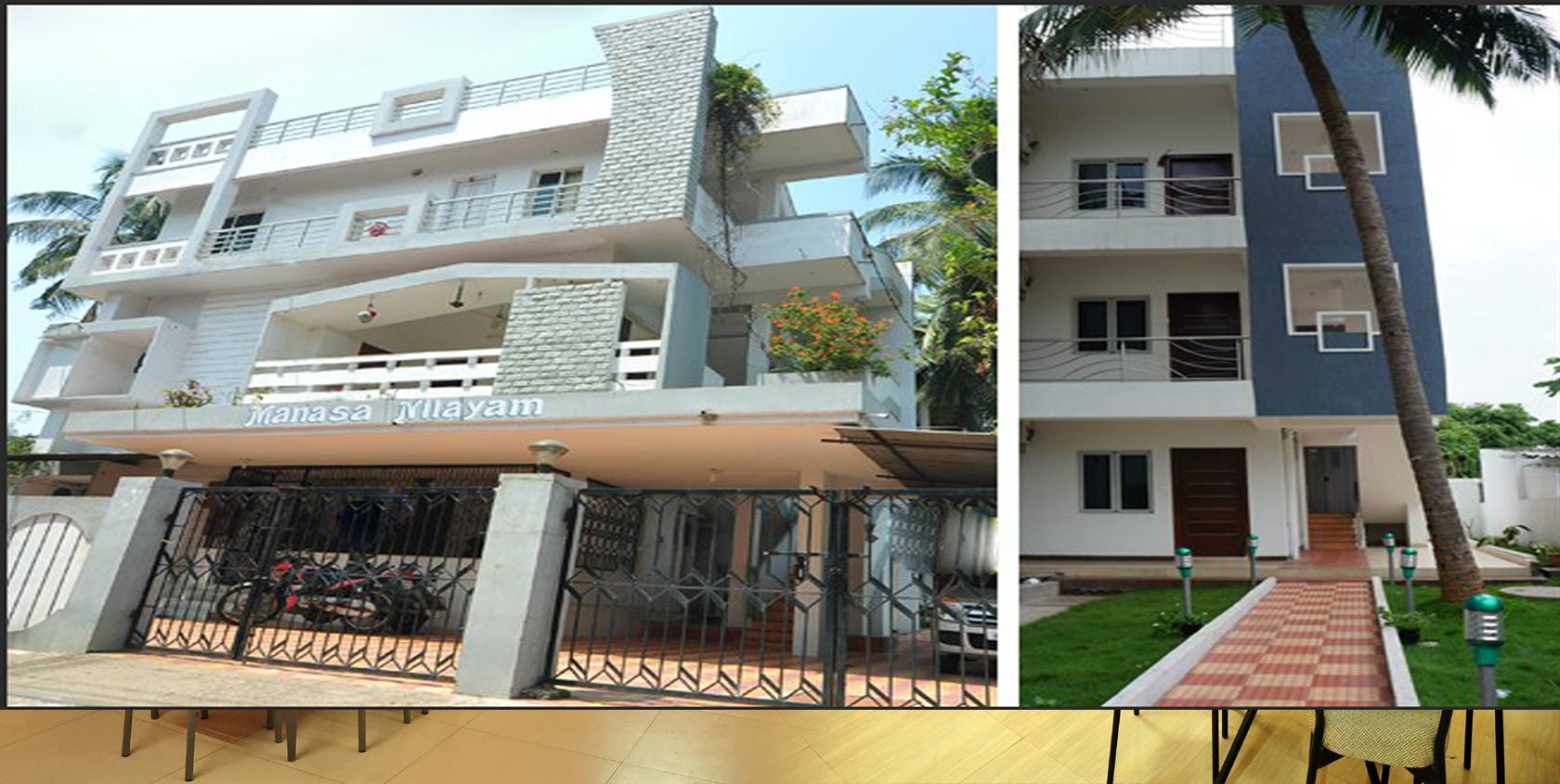 ManasaHomes Service Apartments in Visakhapatnam