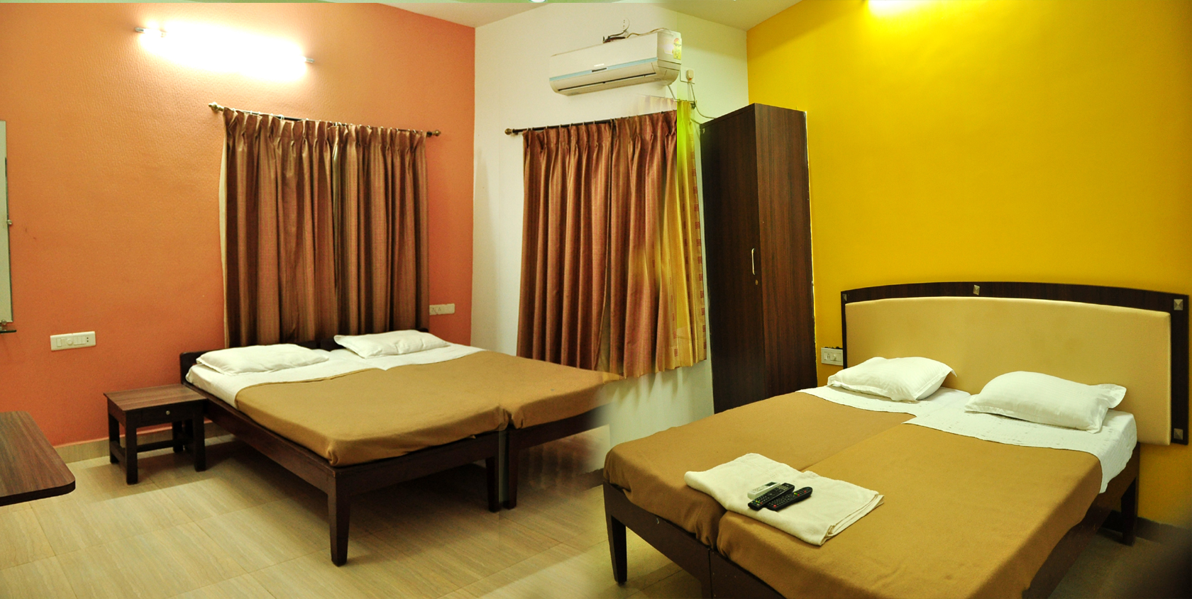 Executive Rooms in Manasa Homes